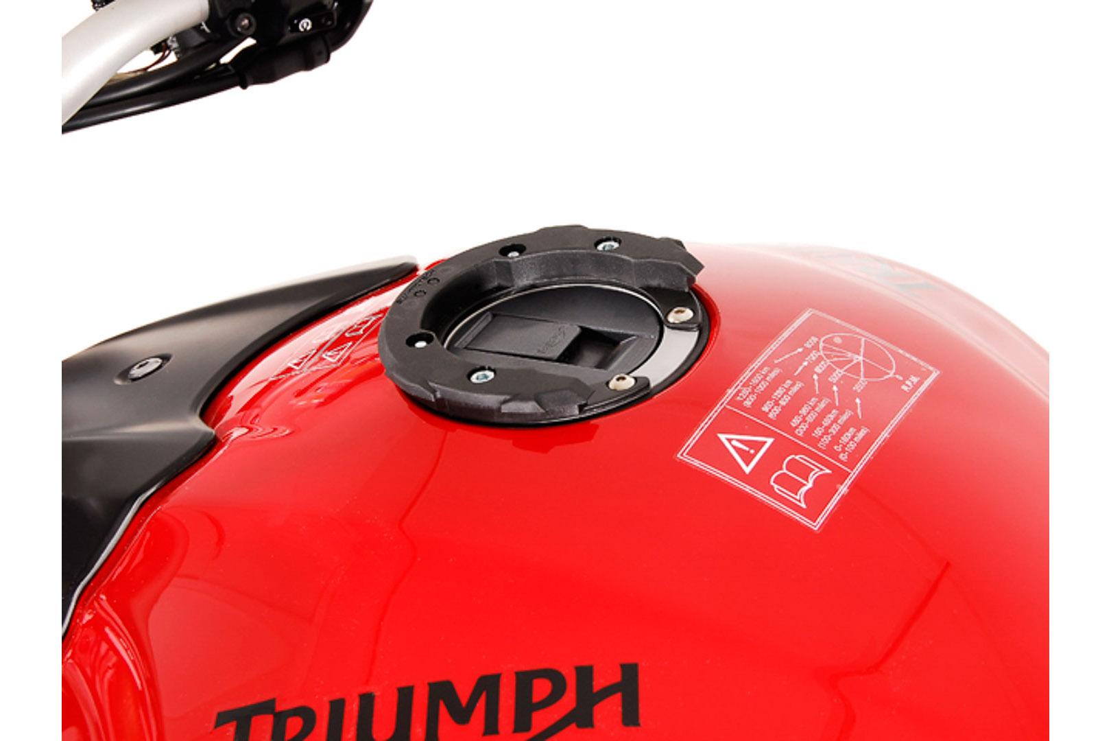 EVO tankkilaukun kiinnike BMW/MV Agusta/Triumph 6 ruuvia