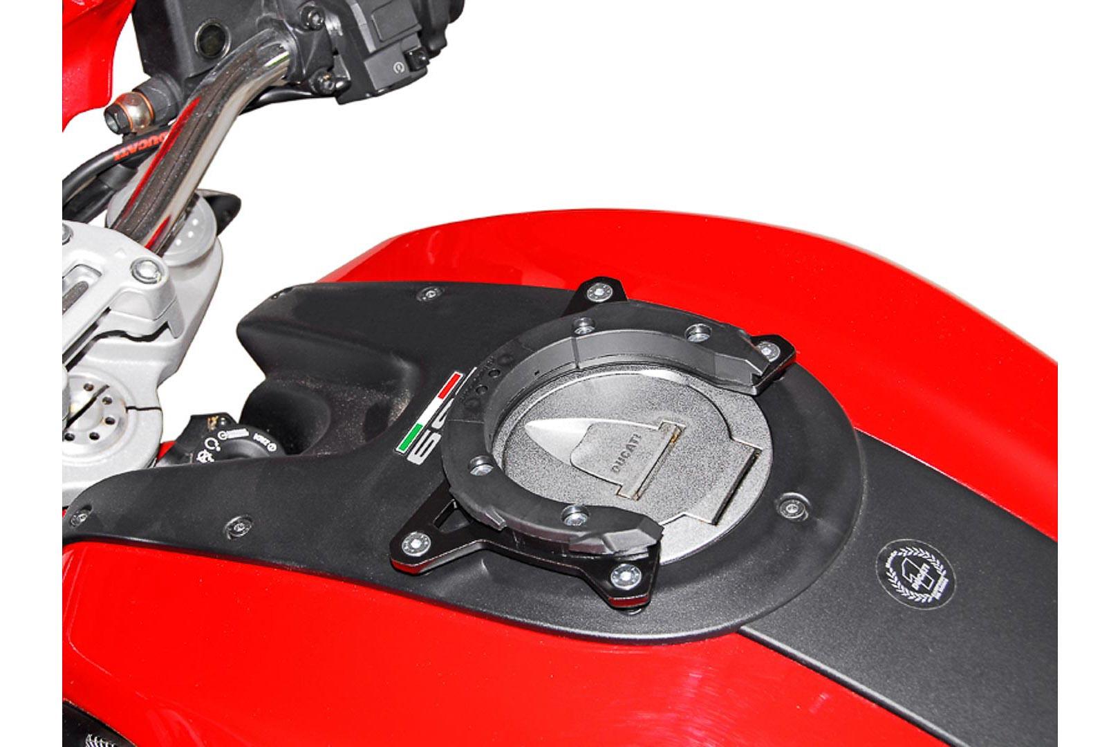 Quick-Lock EVO tankkilaukun kiinnike Ducati Monster 696-1100