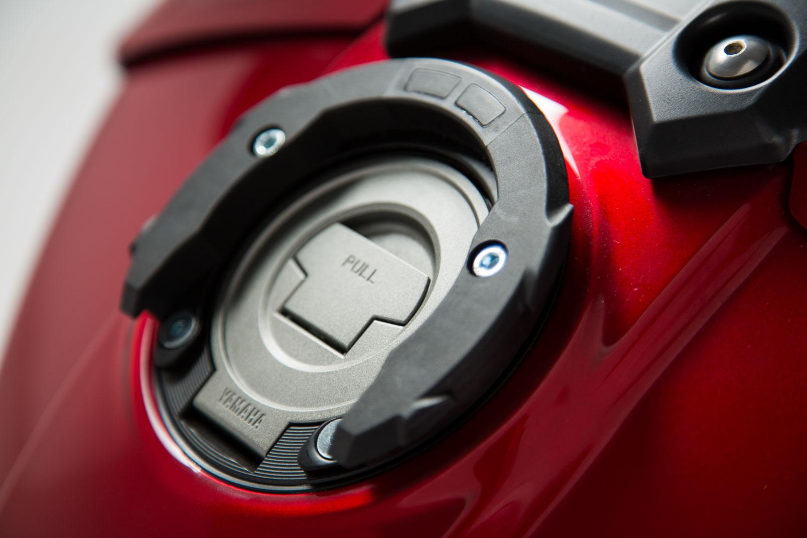 EVO tank ring adapter kit Yamaha MT-09