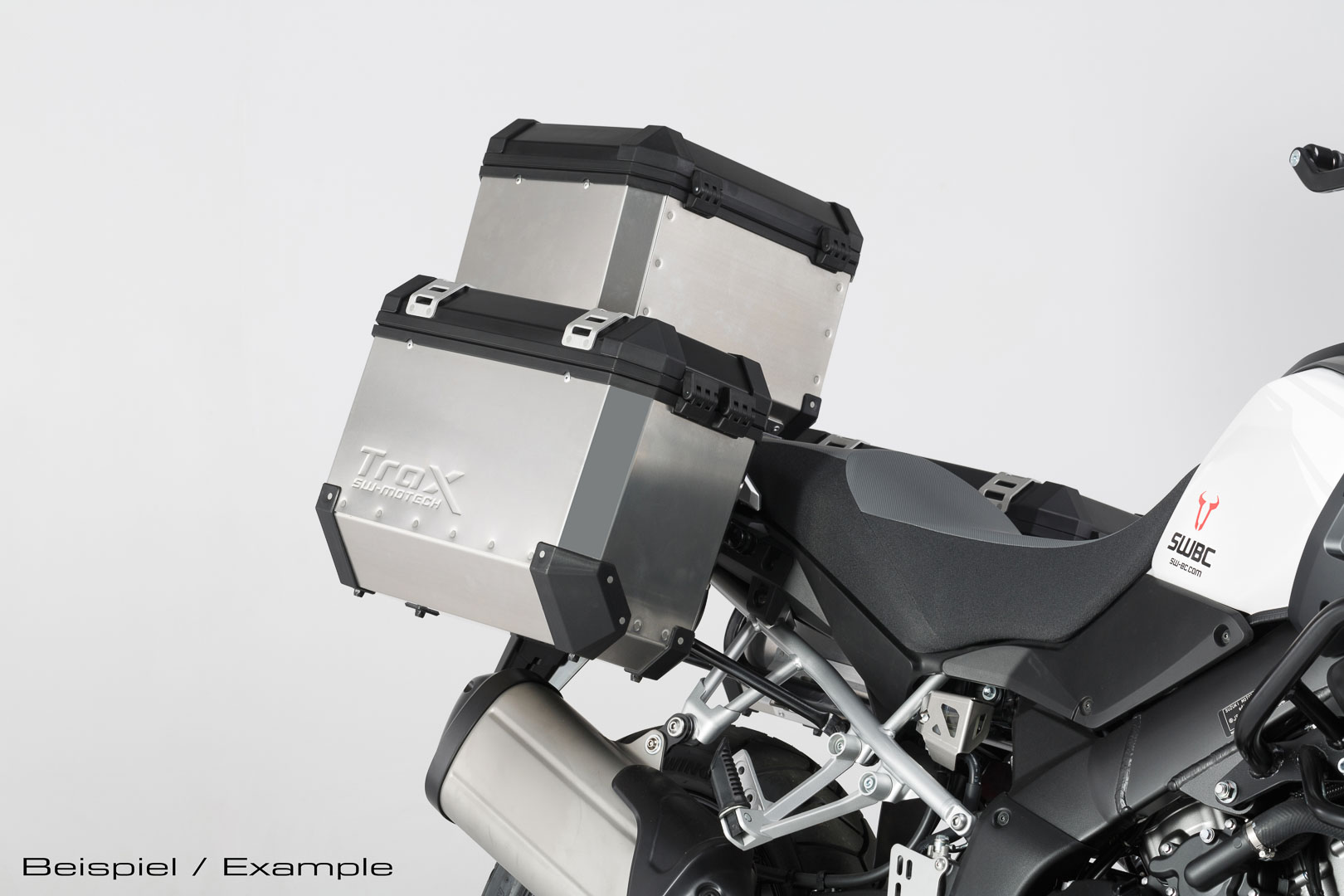 TraX® EVO Pannier System