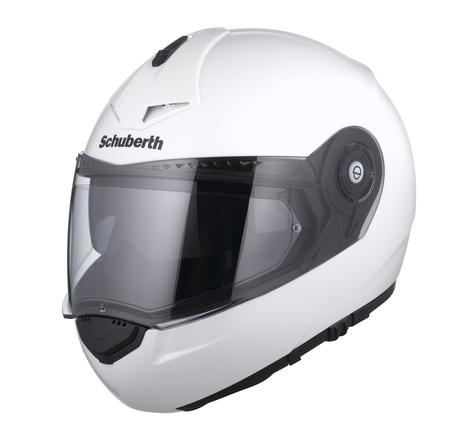 Schuberth C3 Pro valkoinen