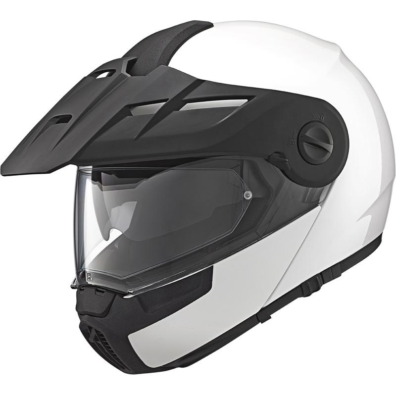Schuberth E1 valkoinen