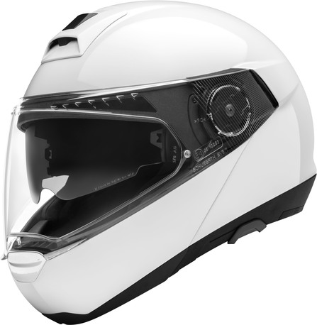 Schuberth C4 basic valkoinen