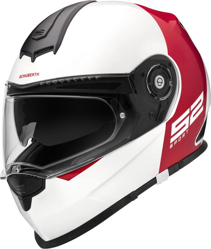 Schuberth S2 Sport Redux punainen