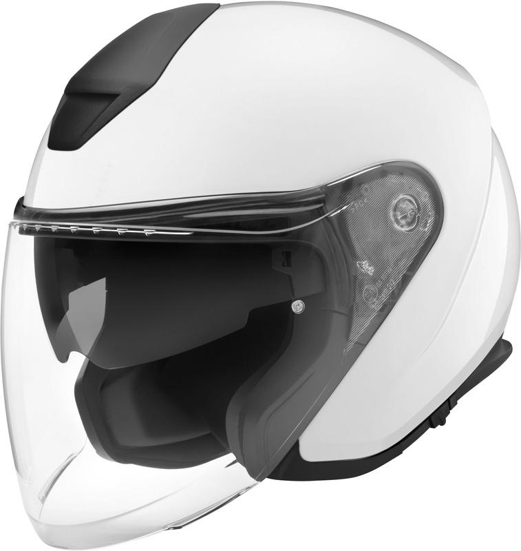 Schuberth M1 Pro Glossy valkoinen
