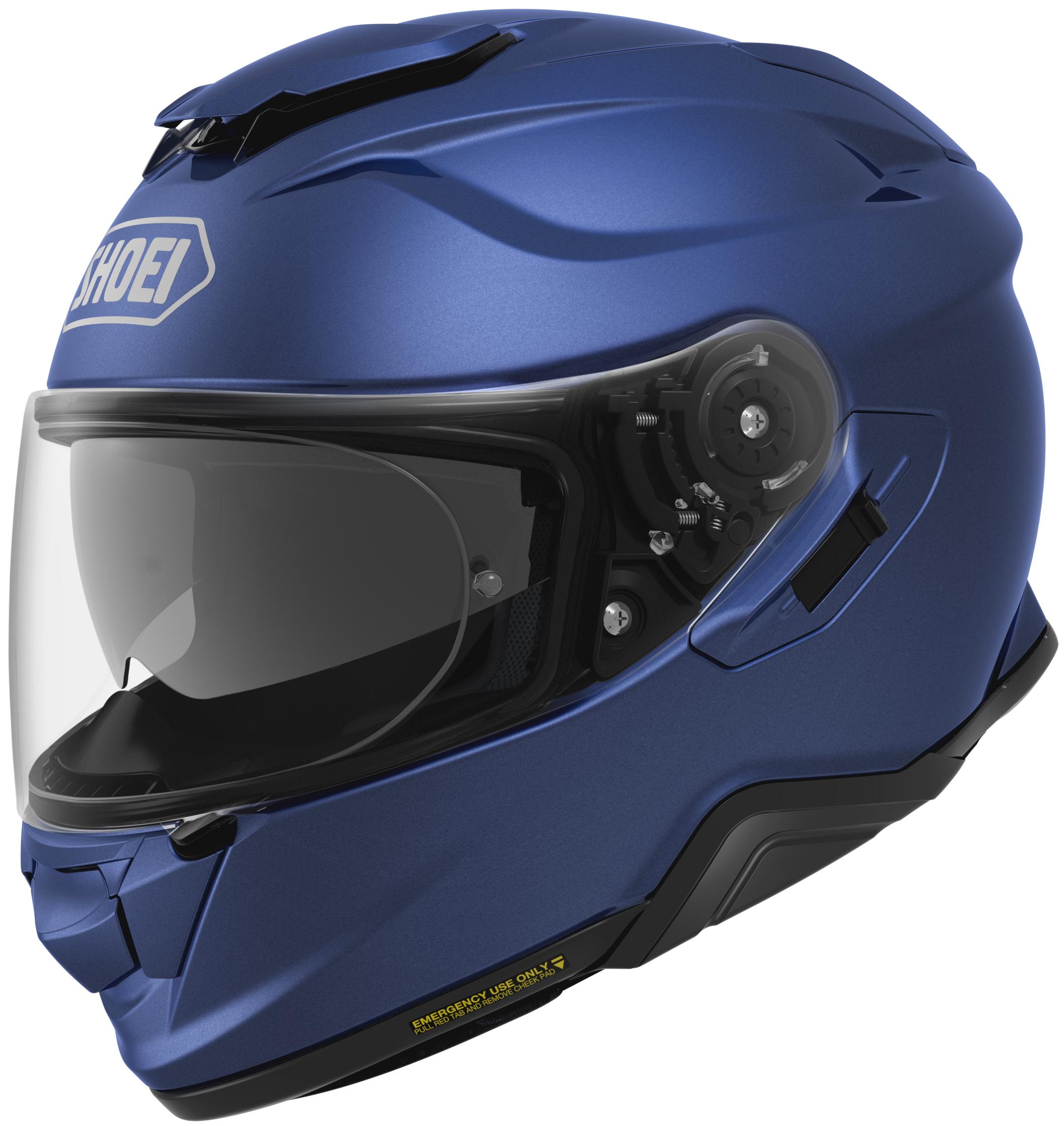 Shoei GT-Air II matt blue met