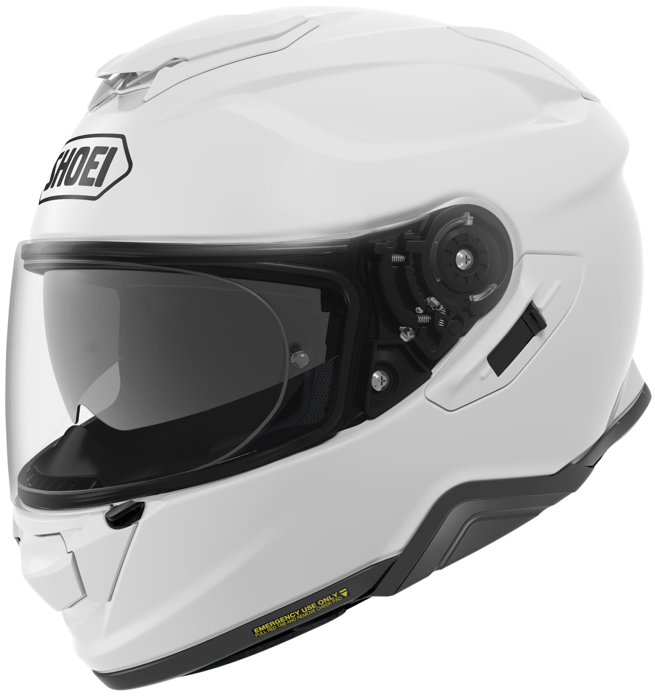Shoei GT-Air II valkoinen