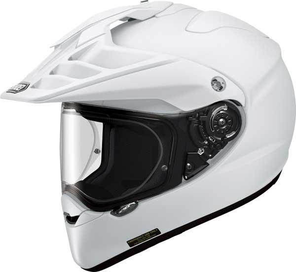 Shoei Hornet ADV valkoinen