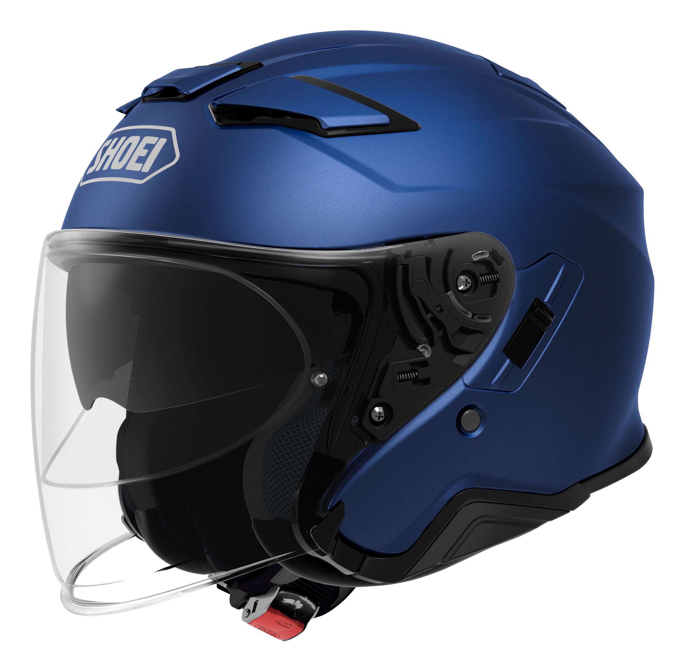 Shoei J-Cruise II matt blue metallic