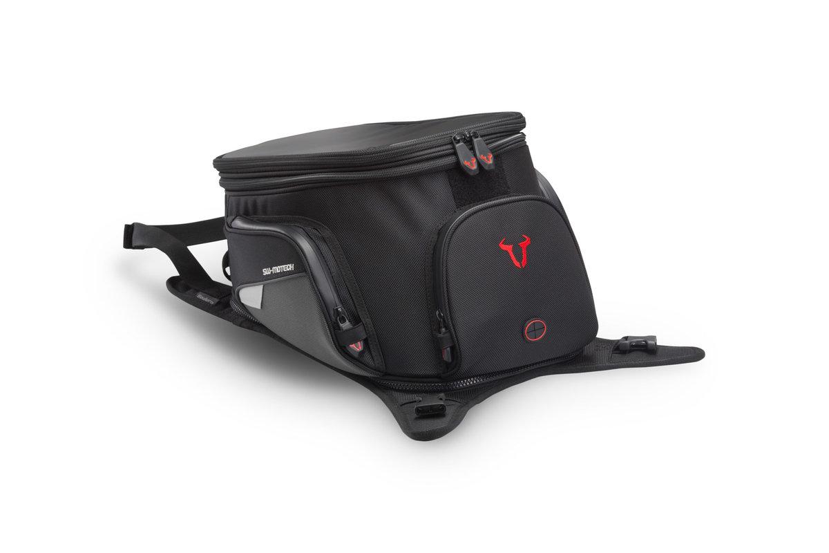 EVO Enduro strap tank bag. 13-22 l.