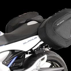 Moottoripyörän lisävarusteet