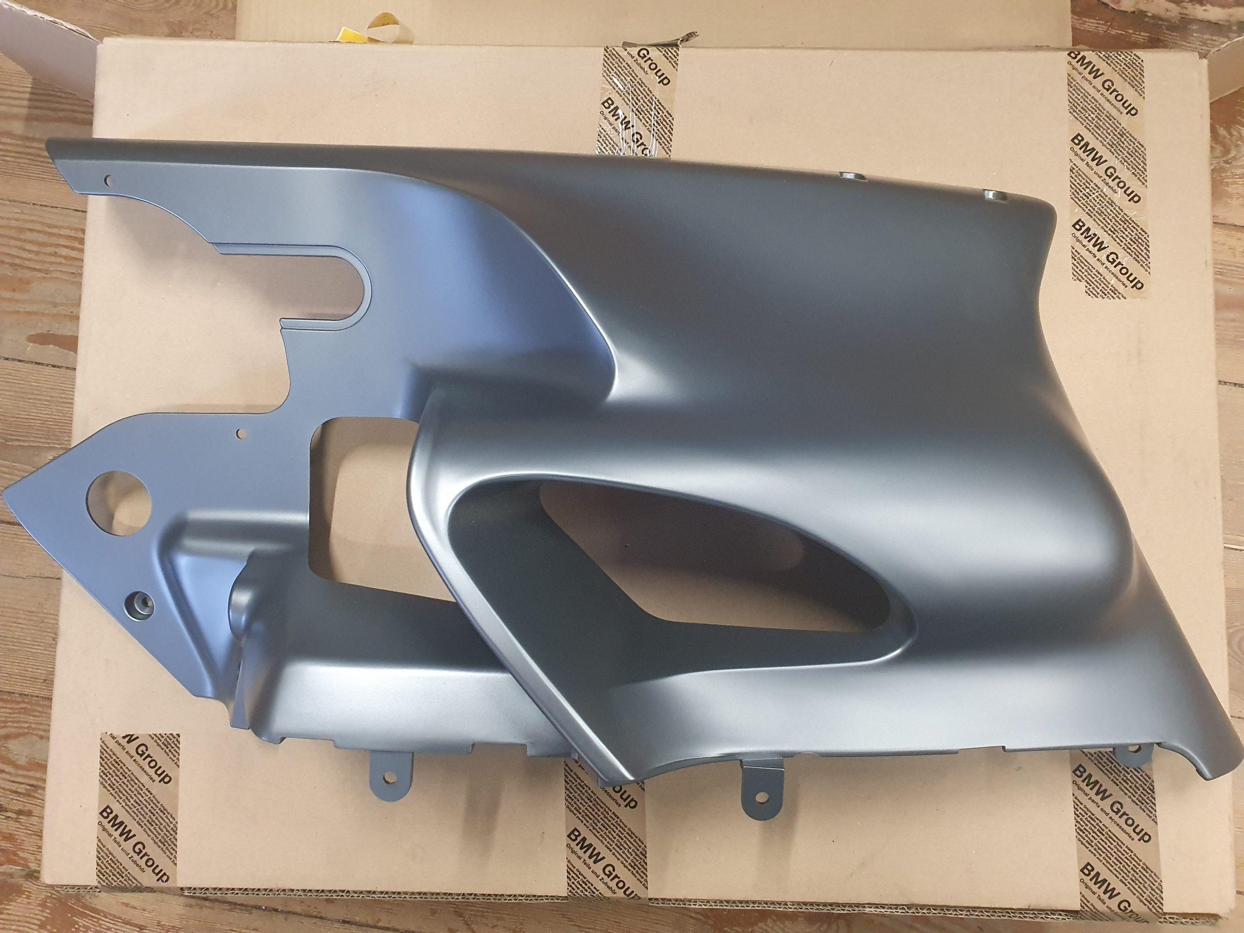 BMW K1200LT 1999-2004 Alakate vasen grafiitti