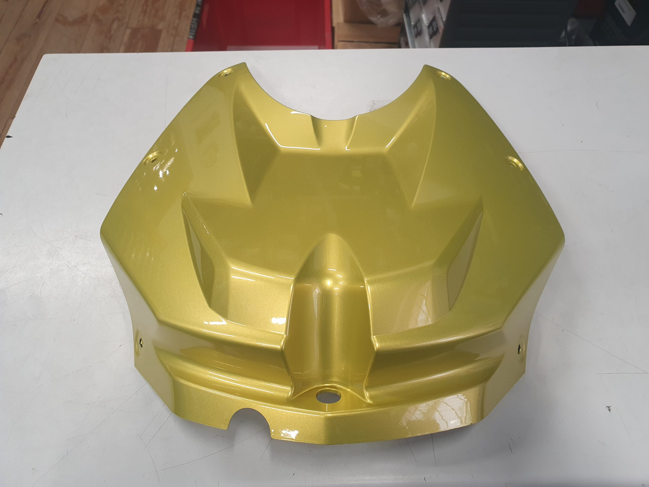 BMW S1000RR 2010-2011 Tank cover center
