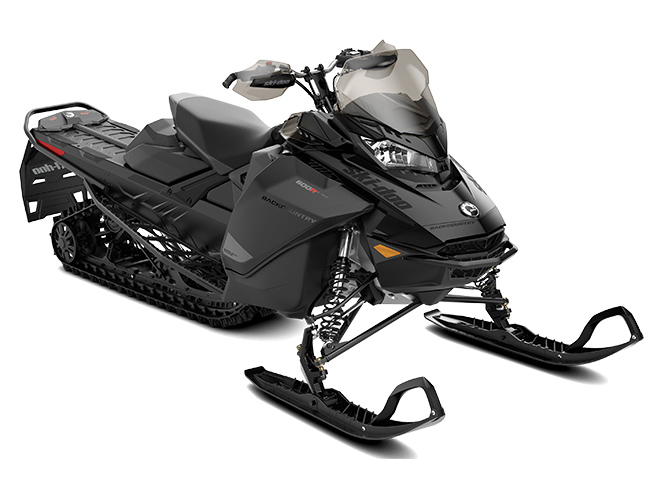 Ski-Doo Backcountry STD 600R E-TEC ES
