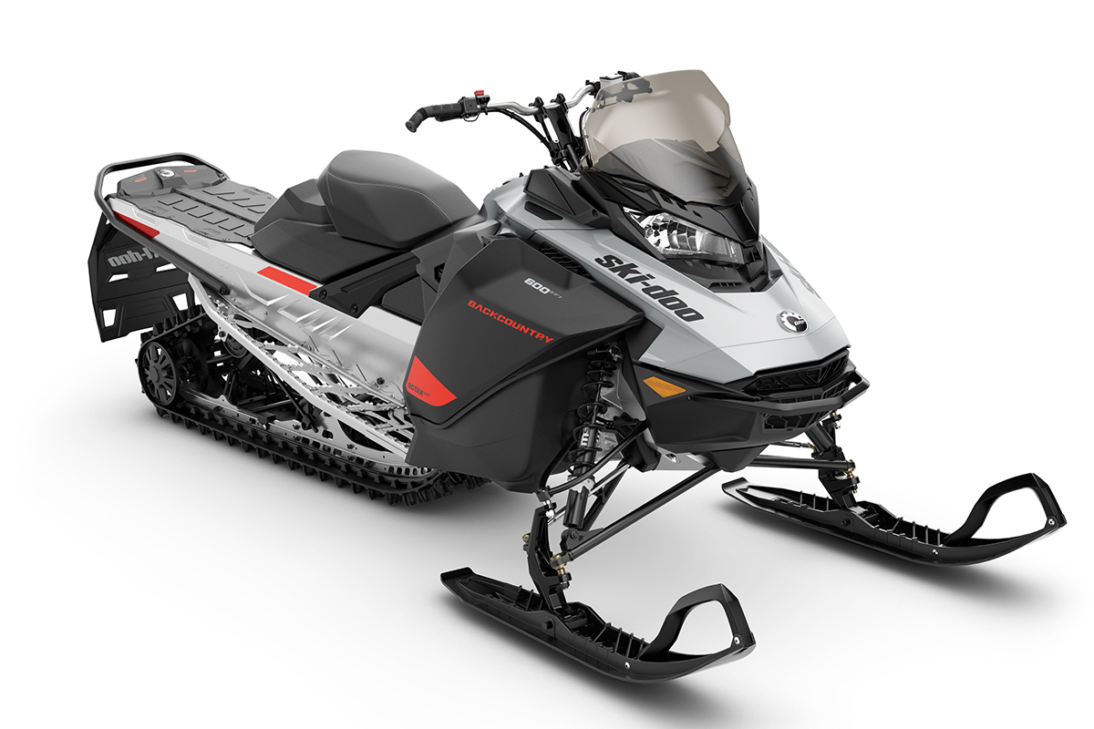 Ski-Doo Backcountry Sport 600 EFI ES