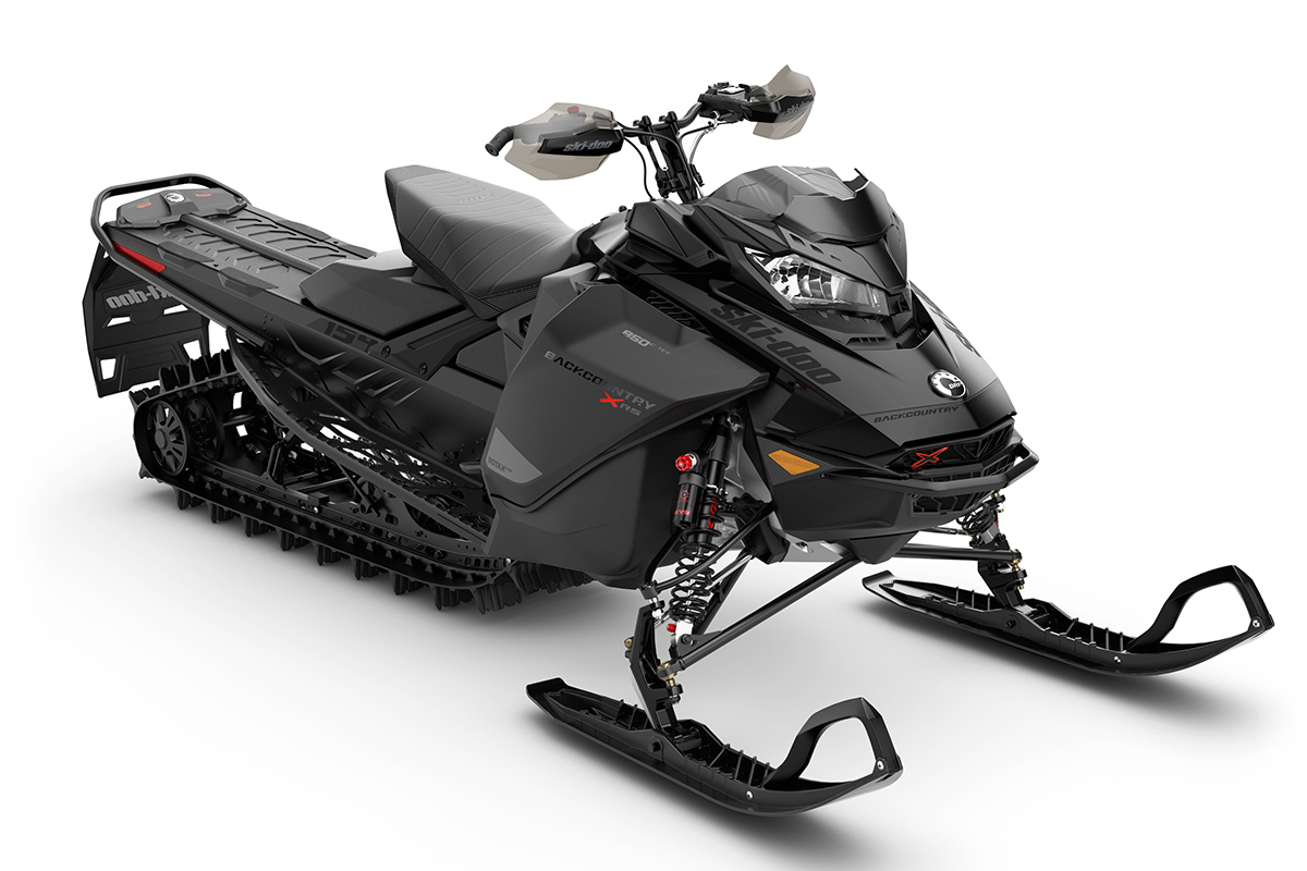 Ski-Doo Backcountry XRS 154 850 E-TEC ES