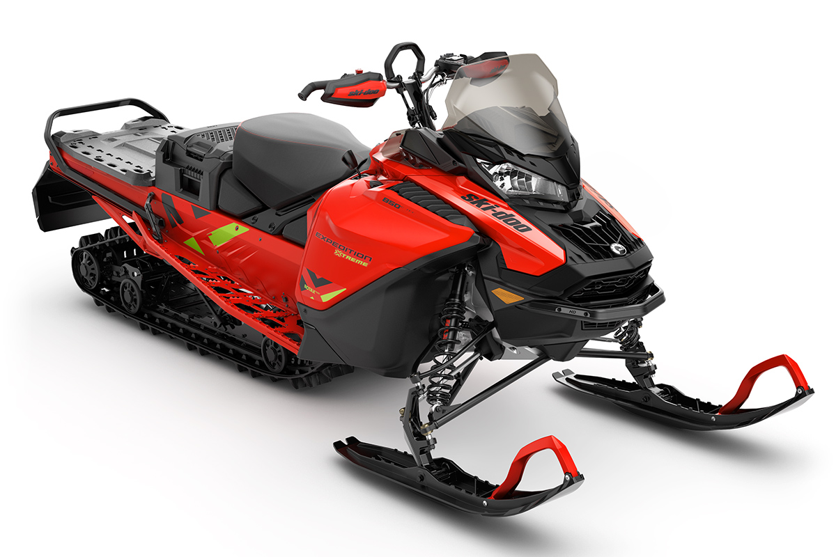 Ski-Doo Expedition Xtreme 850 E-TEC ES