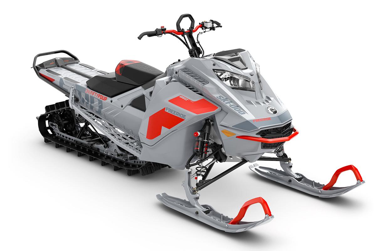 Ski-Doo Freeride 154 850 E-TEC ES