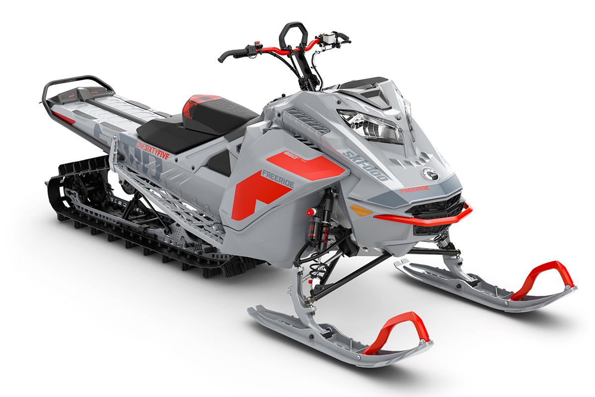 Ski-Doo Freeride 165 850 E-TEC ES