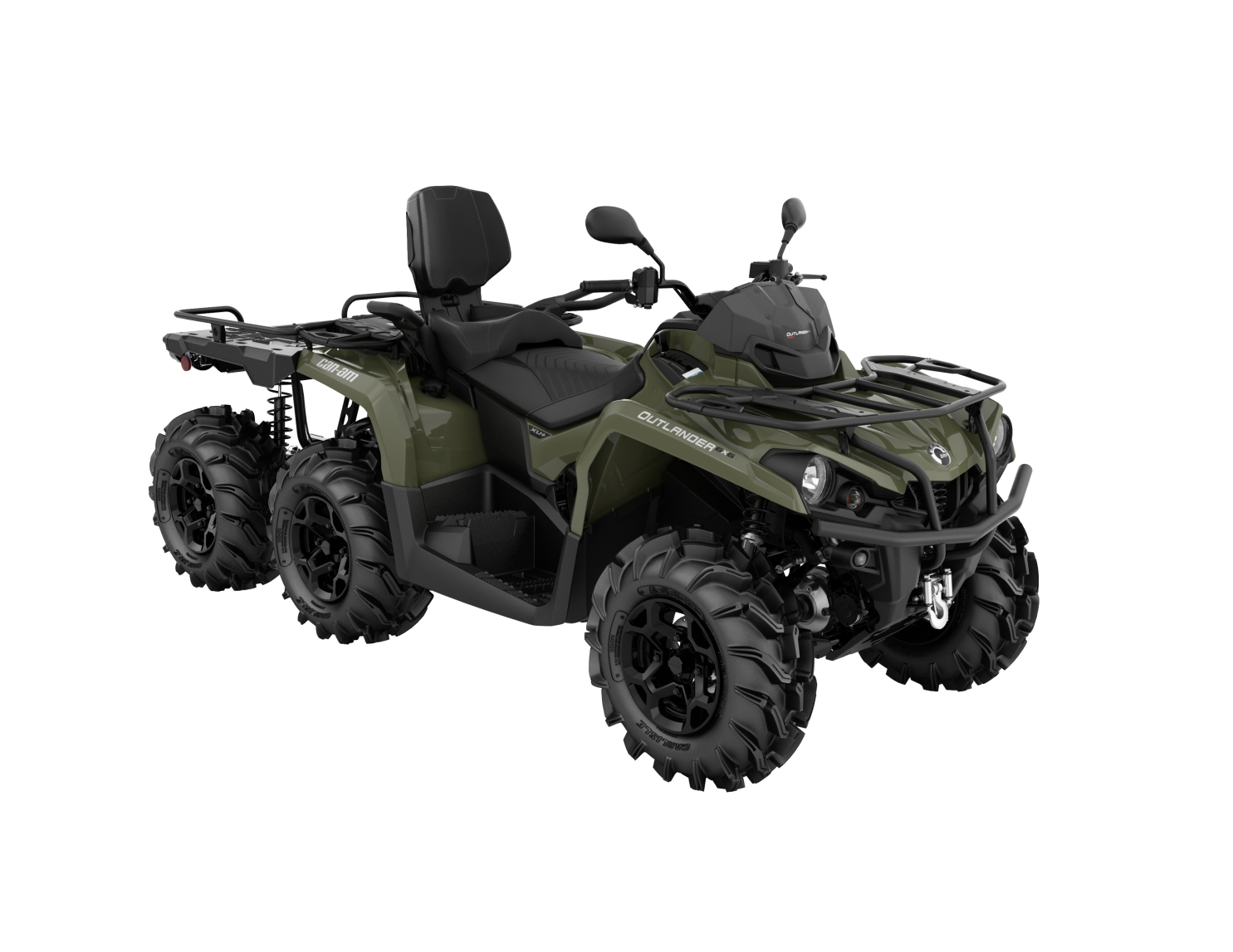 Can-Am Outlander 450 XU+ Flat Bed 6X6 MAX