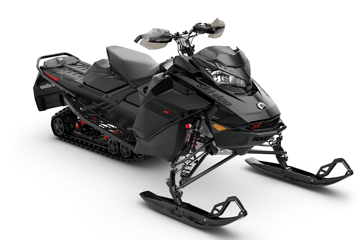 Ski-Doo Renegade XRS 850 E-TEC ES