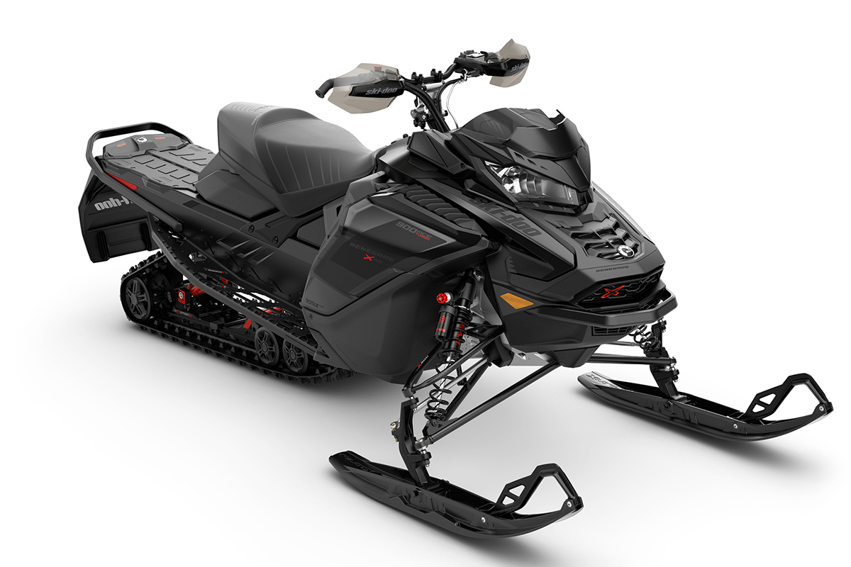 Ski-Doo Renegade XRS 900 ACE Turbo ES