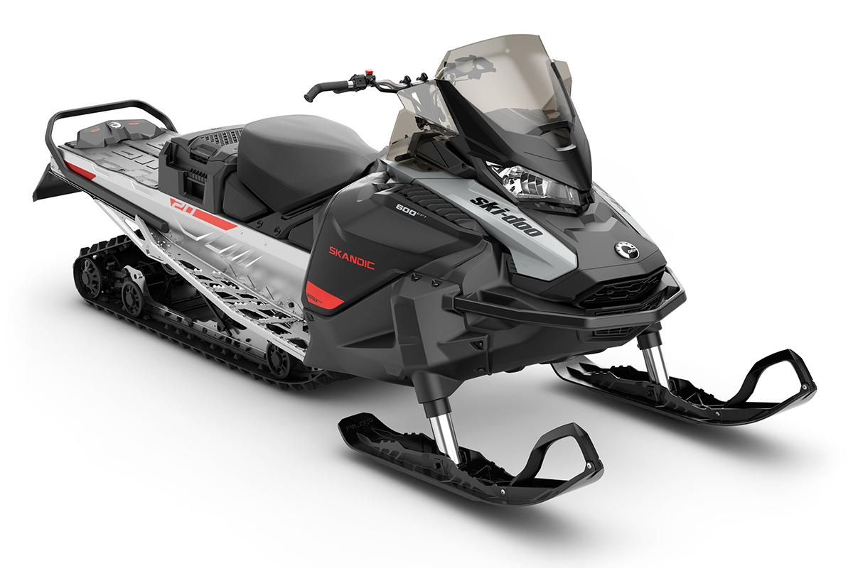 Ski-Doo Skandic Sport 600 EFI ES