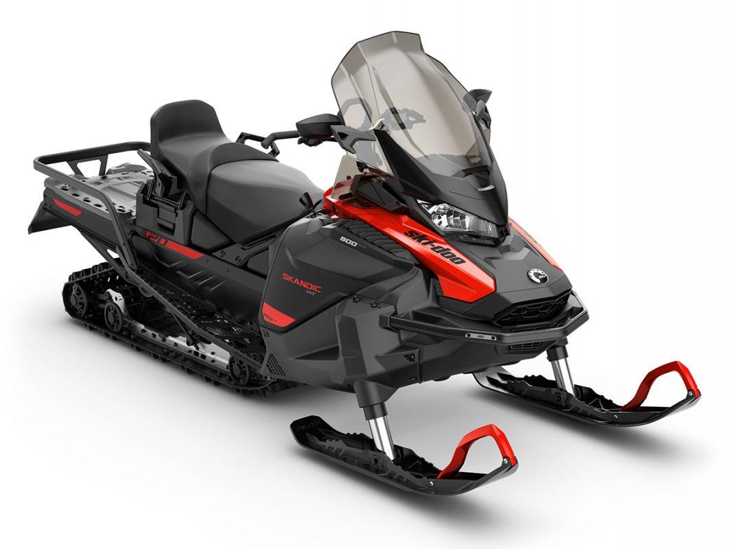 Ski-Doo Skandic WT 900 ACE ES