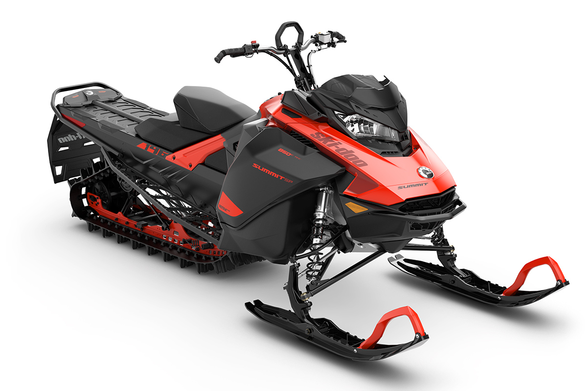 Ski-Doo Summit SP 146 850 E-TEC