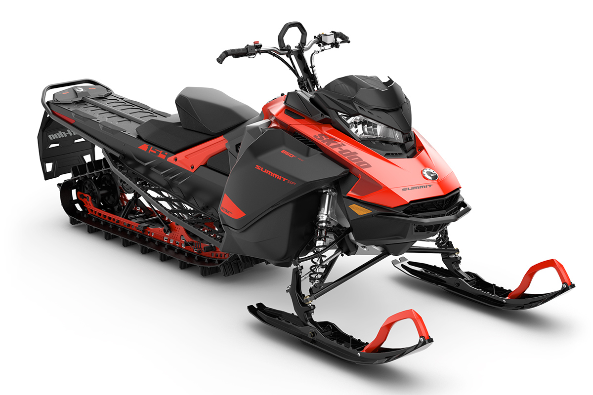 Ski-Doo Summit SP 154 850 E-TEC ES