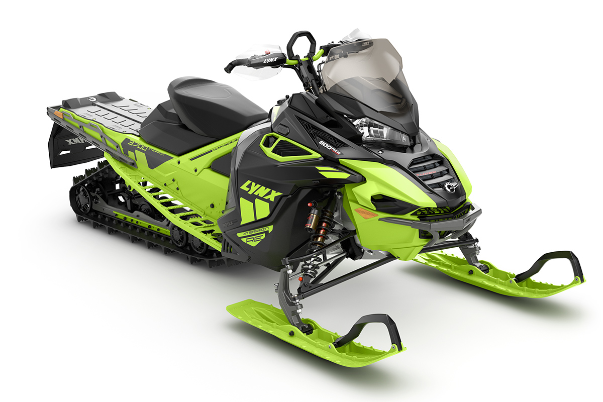 Lynx XTerrain RE 3700 900 ACE Turbo