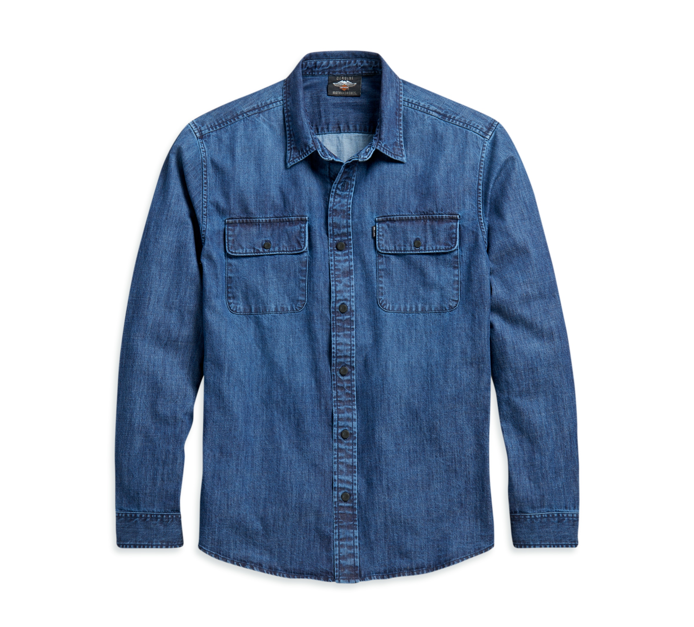 Harley-Davidson Men's Denim Shirt