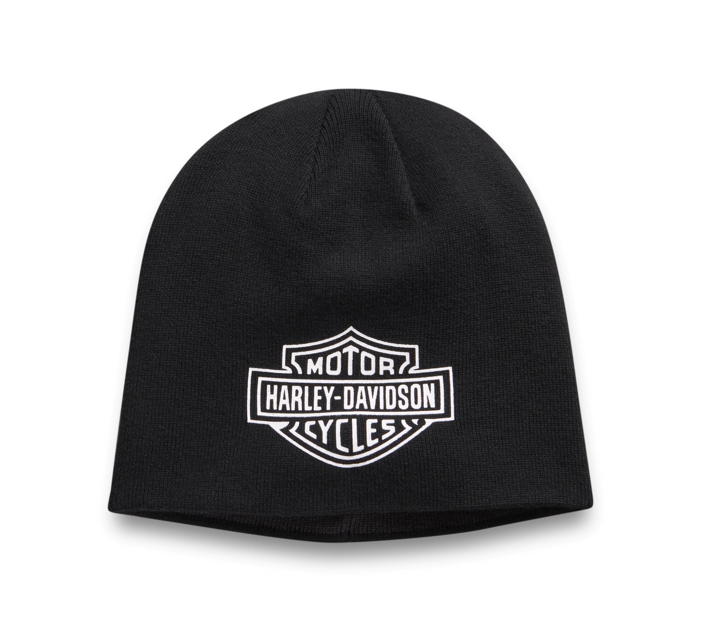 Harley-Davidson Logo Reversible Knit Hat