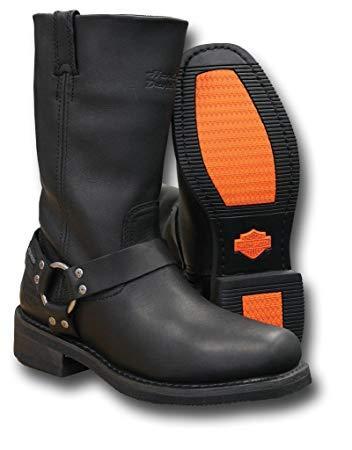 Harley-Davidson Hustin Men's CE Boots Black