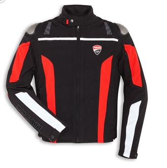 Ducati Corse C4 miesten ajotakki, tekstiili