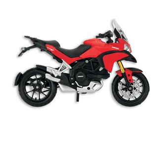 Ducati Multistrada 1200S pienoismalli