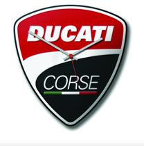 Ducati Corse seinäkello