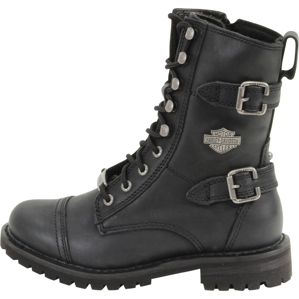 Harley-Davidson® Women's Balsa 7″ Motorcycle Boots