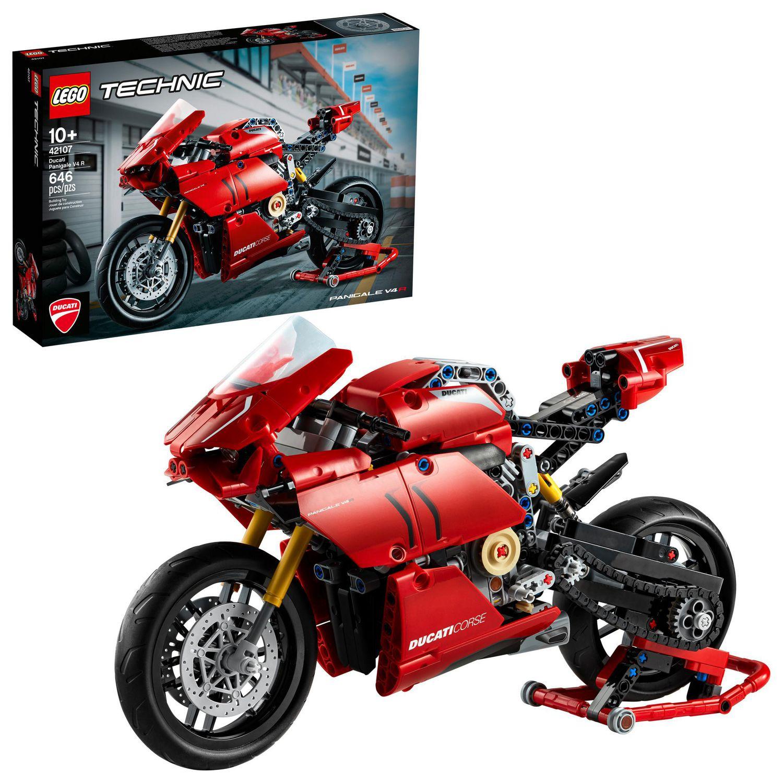 LEGO® Technic ™ Ducati Panigale V4 R, koottava pienoismalli