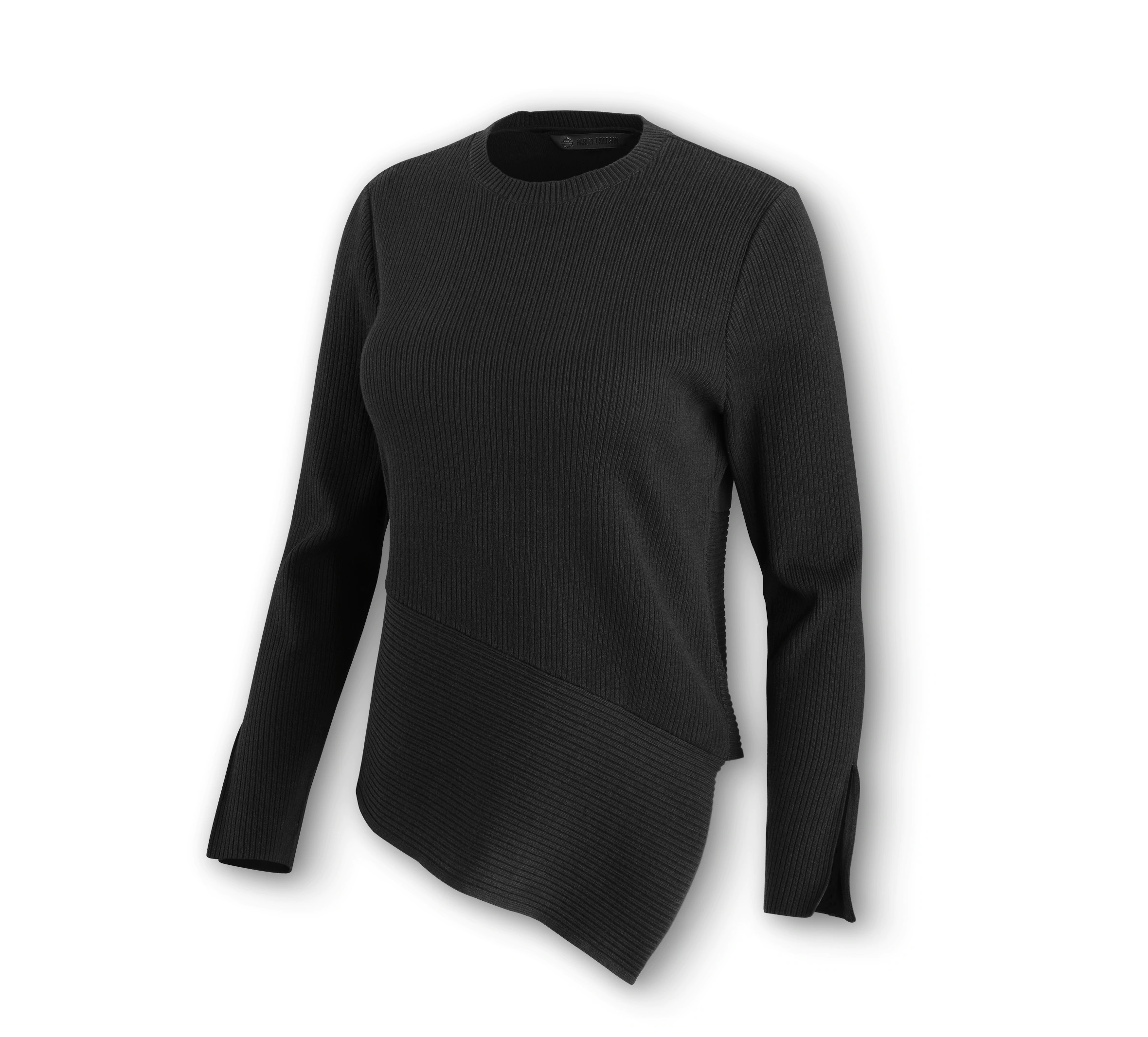 Harley-Davidson Women's Asymmetrical Hem Sweater