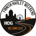 Finnish Harley Weekend ticket/pääsylippu