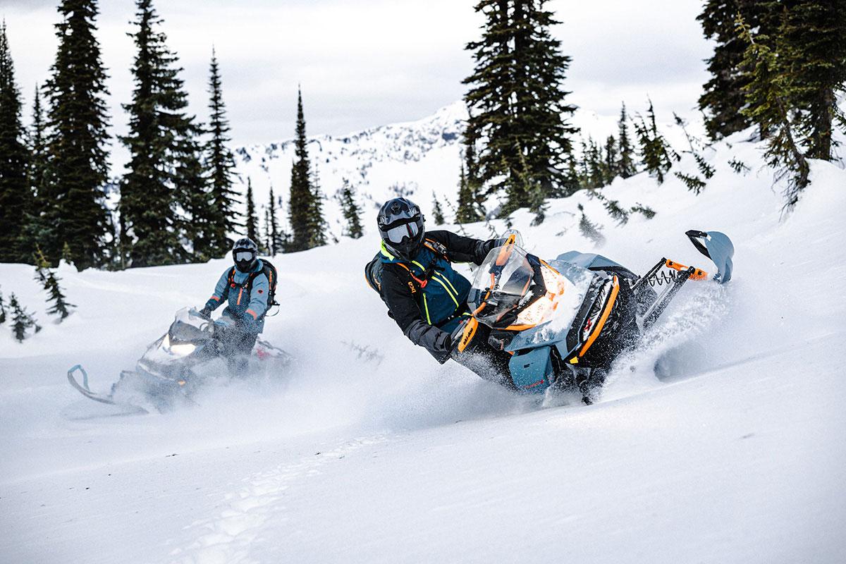 Lynx ja Ski-Doo 2022-mallit julkaistu!