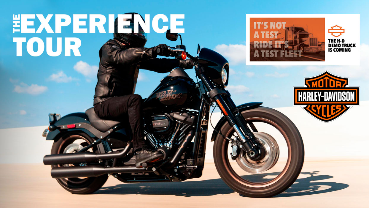 Harley-Davidson Demorekka 6.-7.7.2021.